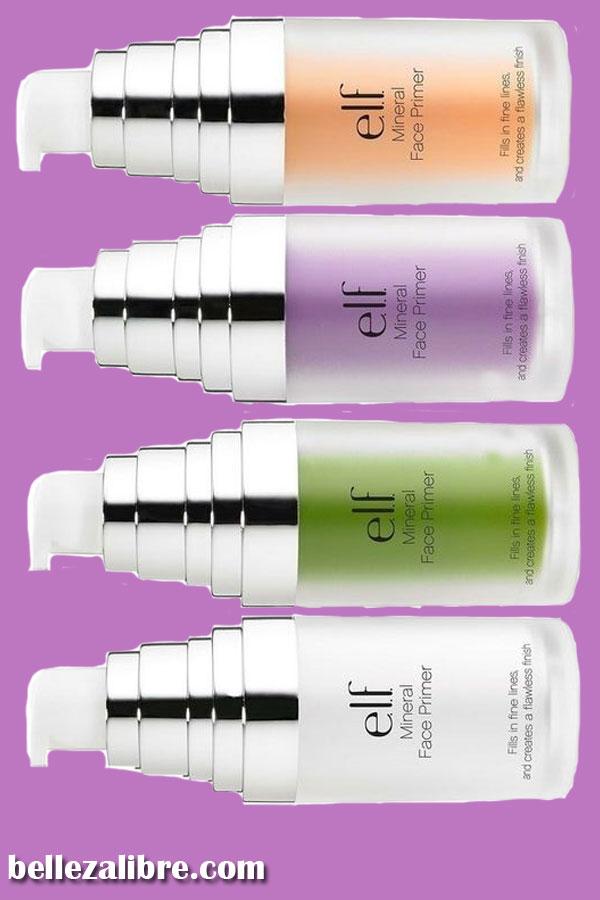 Pin E.L.F. Cosmetics Primers