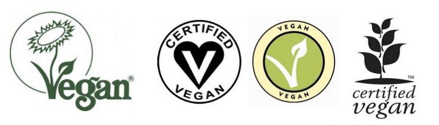 etiquetas productos veganos sin ingredientes derivados de animales