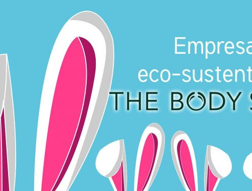 Destacada empresa the body shop