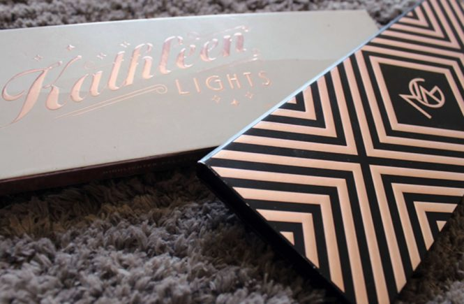 Imagen destacada Makeup Geek x Kathleen Lights