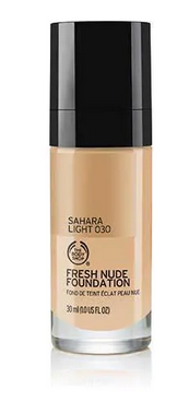 The Body Shop Base Fresh Nude Foundation