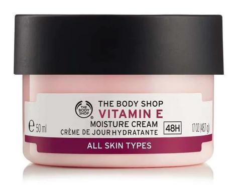 The Body Shop Crema de Día Vitamina E