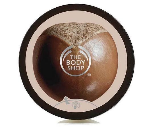 The Body Shop Exfoliante Corporal Karité