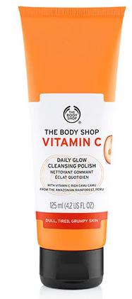 The Body Shop Exfoliante Facial Vitamina C