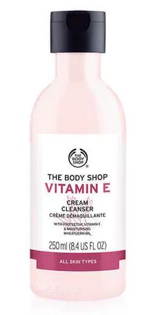 The Body Shop Limpiador Cremoso Vitamina E