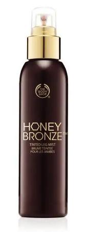 The Body Shop Spray Bronceador para Piernas Honey Bronze™
