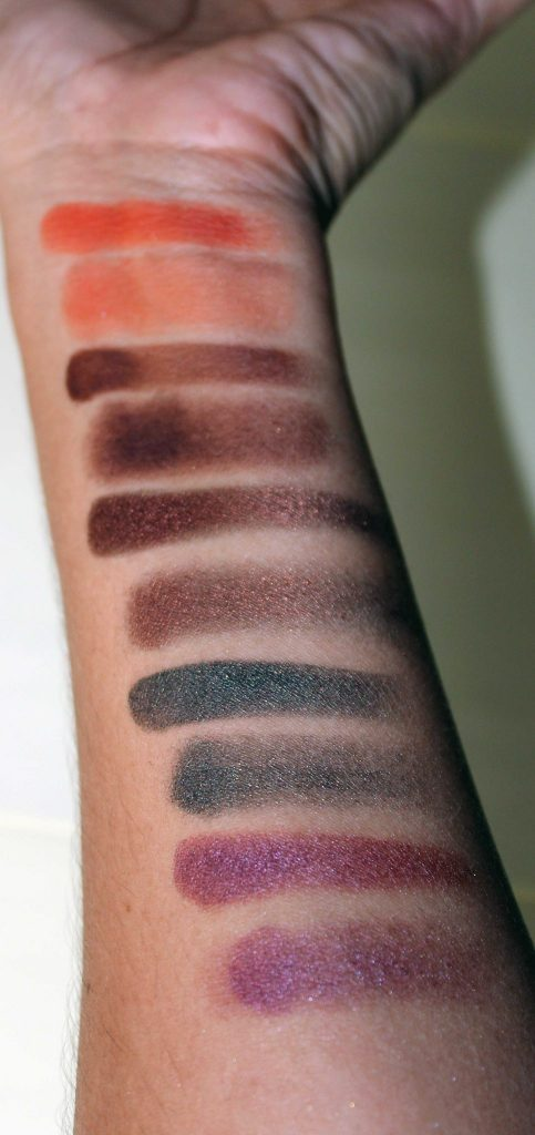 Swatches UD born this way