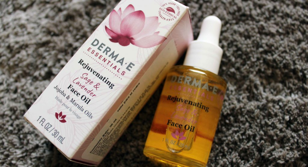 Imagen destacada Derma E Rejuvenating Sage & Lavender Face Oil