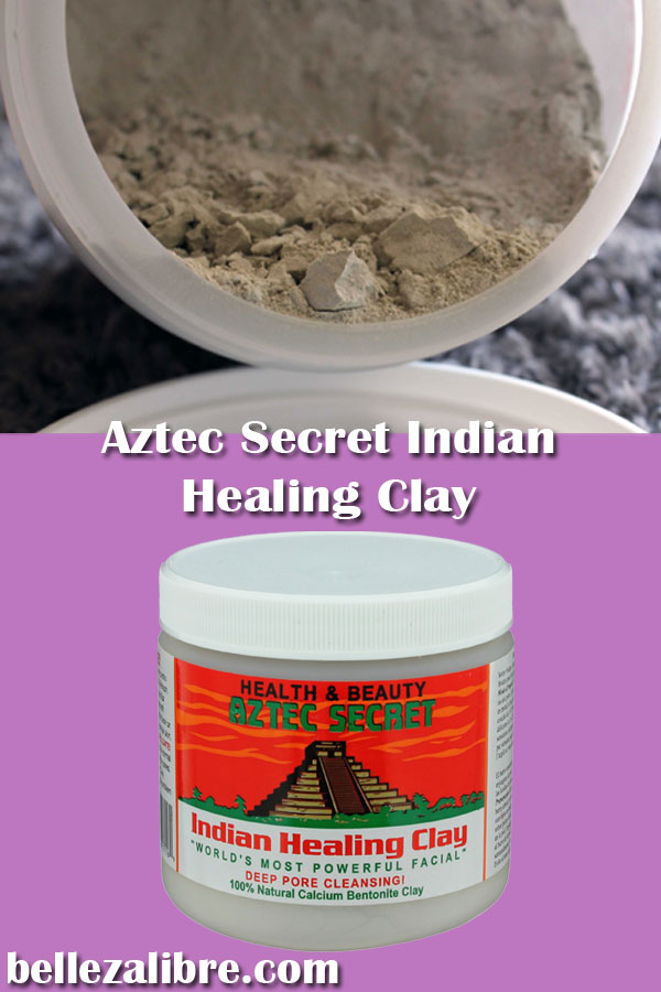 Pin Aztec Clay