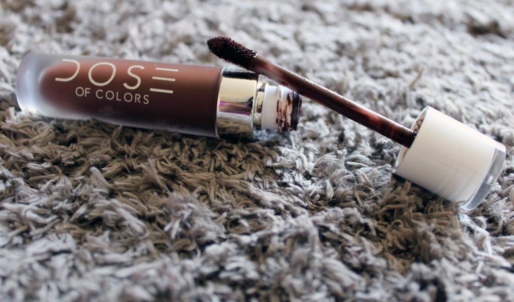 Dose of Colors Chocolate Wasted with wand