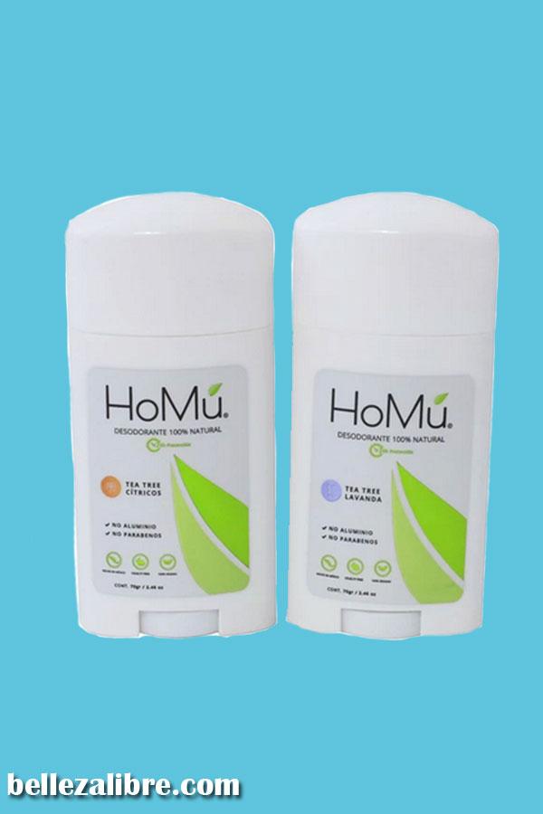 Pin HOMU desodorante 2