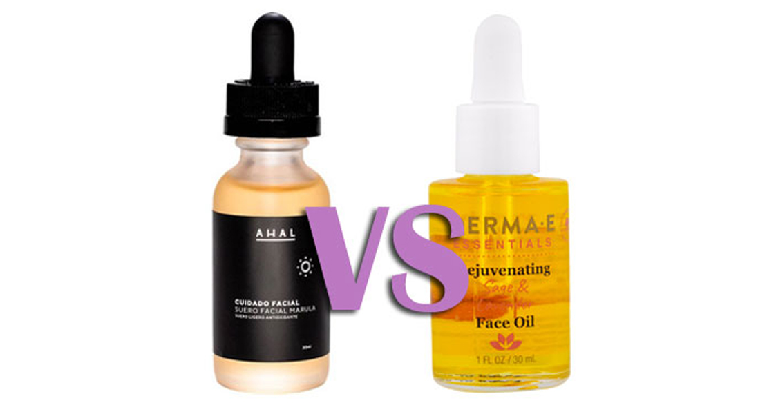 Imagen destacada Aceites Faciales: Derma E vs Ahal Biocosmética