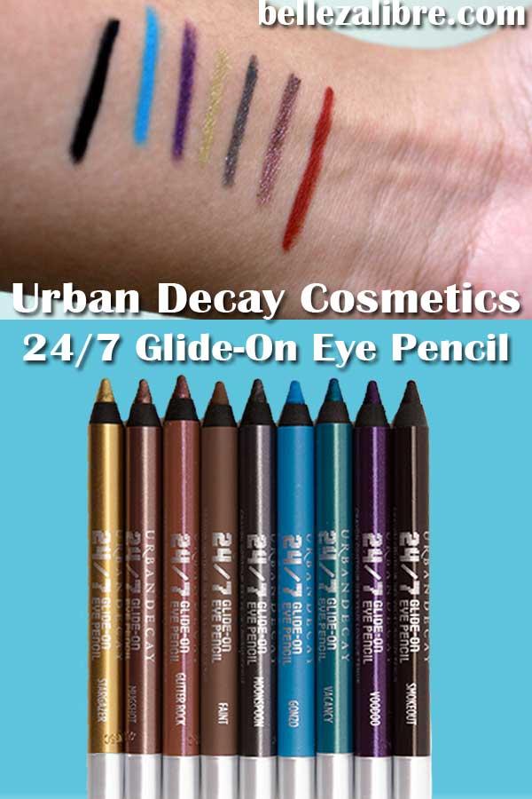 Pin Urban Decay 24/7 Glide-On Eye Pencil