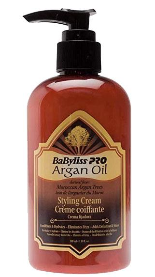 Crema Estilizadora de BabylissPro para el cuidado del cabello
