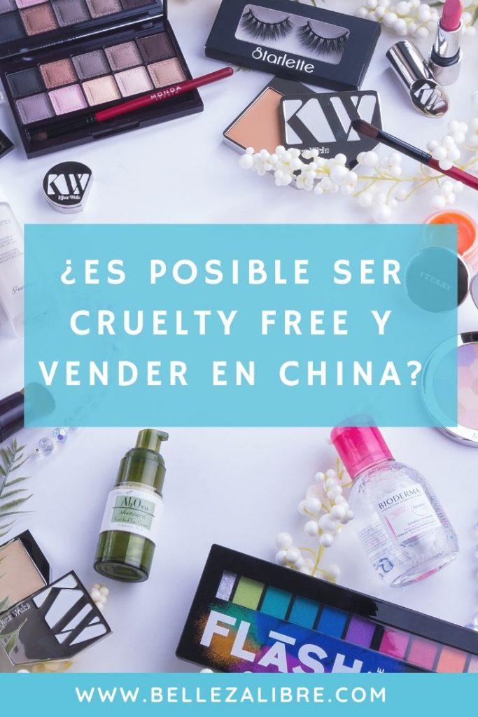 Pin el mercado chino no es libre de crueldad