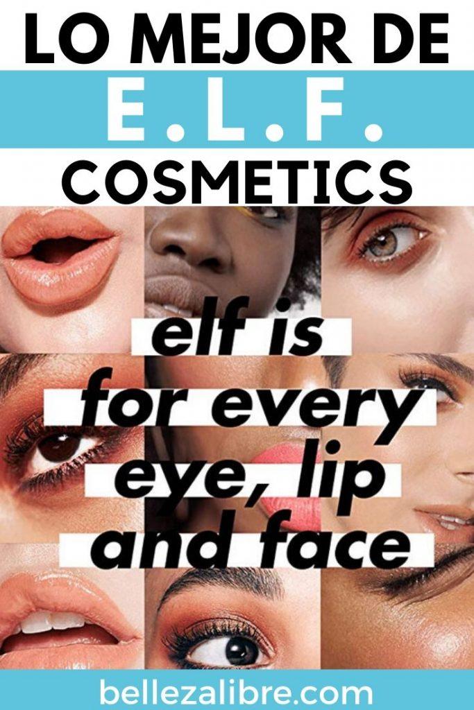 los mejores productos de e.l.f. cosmetics