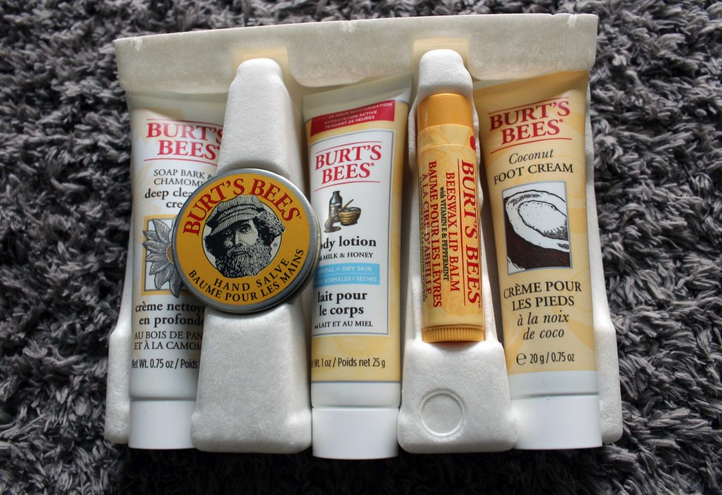 Essential Everyday Beauty Gift Set de Burt's Bees