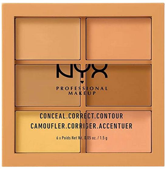 nyx-paleta-correctores-medium