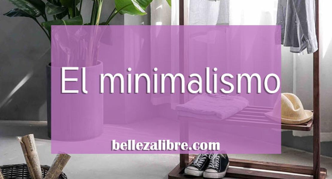 el minimalismo como estilo de vida eco amigable