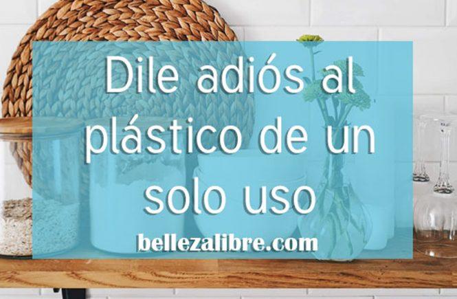 dile adios al plastico de un solo uso para hacer tu casa eco amigable