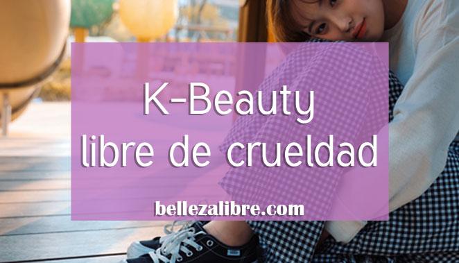 K-Beauty libre de crueldad disponible en México